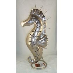 Zilveren zeepaard
