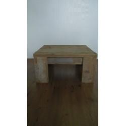 kleine steigerhouten salontafel
